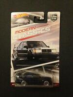 Mercedes Benz 190E 2.5-16 Evo2 EVO II Hot Wheels neu in OVP Modern Classics RARE