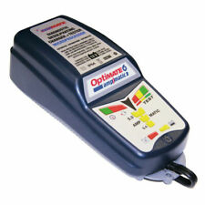 TecMate OptiMATE 6 Caricabatterie e Tester 12V - Blu