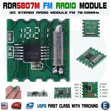 RDA5807M FM Stereo Radio Wireless I2C Module RRD-102V2.0 for Arduino USA