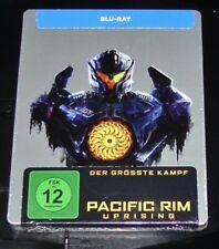 Pacific Rim Uprising le Plus Grand Combat Blu-Ray Limitée Steelbook