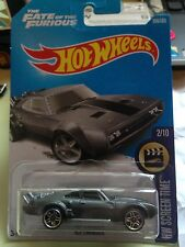 2017 HOTWHEELS FAST AND FURIOUS - ICE CHARGER - FATE OF THE FURIOUS - BRAND NEW