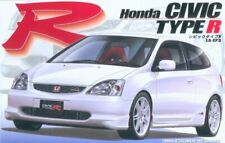 Fujimi 03539 ID-94 1/24 Scale Model Sports Car Kit Honda Civic Type R LA-EP3