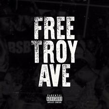 FREE TROY AVE Official Rap (Mix CD) 2016 Sealed Mixtape