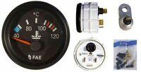 Reloj y Sensor de Temperatura FAE UNIVERSAL 12V SEAT 124 1430 127 128 600 850