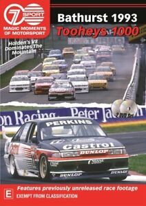 Magic Moments Of Motorsport - Bathurst 1993 DVD
