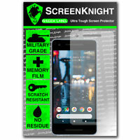ScreenKnight Google Pixel 2 - SCREEN PROTECTOR - Military Shield