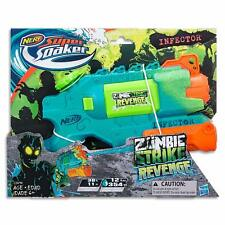Super Soaker Water Blaster Nerf Gun Pistol New Outdoor Toy REVENGE ZOMBIE STRIKE