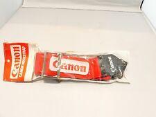 Original Sellado 50MM amplia correa de la Cámara para CANON Cámara Vintage Retro Rojo 19