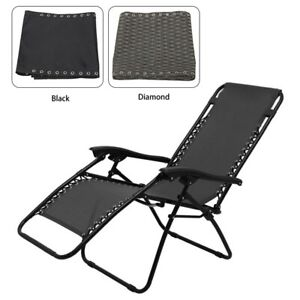 Universal Recliner Replacement Cloth Chair Lounger Breathable Durable Cover