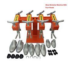 Four Heads Shoe Stretcher Expander Machine Shoe Repair Machine Shoes Care Repair