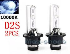 D2S 10000K 2PCS OEM HID Headlight Light Xenon Bulbs AC for 07-09 Golf Gti VW