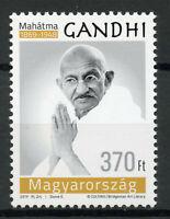 Hungary 2019 MNH Mahatma Gandhi 1v Set Historical Figures Famous People Stamps