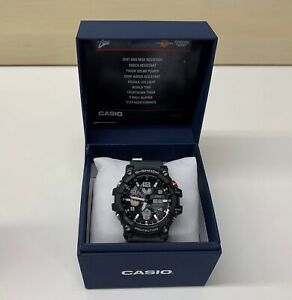 CASIO G-SHOCK MUDMASTER GSG-100-1A8 MASTER OF G Series Men's watch 200M WR