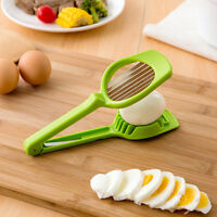 Egg Slicer Section Cutter Mushroom Tomato Cutter Kitchen Cooking Tool FT JCAU