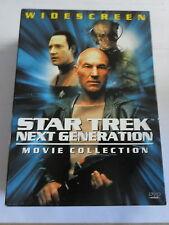 Star Trek - The Next Generation Movie Collection - DVD Box-Set