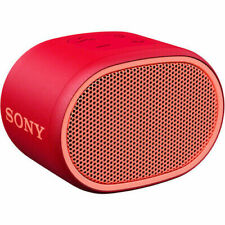 Sony SRS-XB01 Etra Bass Portable Bluetooth Speaker (Red)