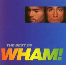 The Best Of Wham - Wham! CD EPIC