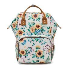 Mummy Mom Maternity Nappy Diaper Bag Large Changing Baby Travel Backpack Handbag