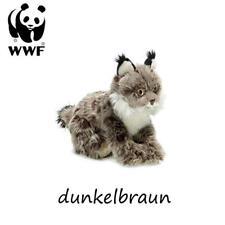 WWF Plüschtier Luchs (23cm) Kuscheltier lebensecht 2 Varianten flauschig NEU