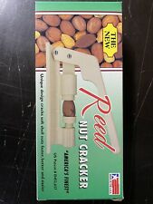 Nut Cracker - Reed Model #2000 - Pecans - Cracker - Sheller - Nuts - Reed -