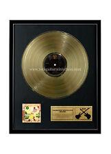 "Rgm1021 Elton John Goodbye Yellow Brick Road Gold Disc 24K Plated Lp 12"""