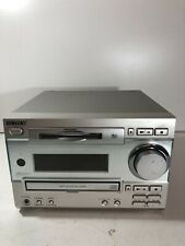 Sony Minidisc Player Mini HiFi Component System DHC-MD333 CD Player Unit Only