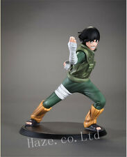 Anime Naruto Rock Lee PVC Figure Model Collectible With Box