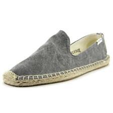 Zapatos planos de mujer gris, talla 38