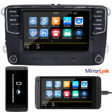 "6,5""Autoradio RCD330G+ ,Mirrorlink,USB,RVC,BT,AUX,Per VW Golf,Caddy,Sharan,EOS"
