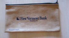 FIRST VERMONT BANK, MONEY BAG