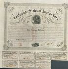 $500 Trans-Mississippi Shreveport, Confederate States Bond – Cr. 121, Ball 232