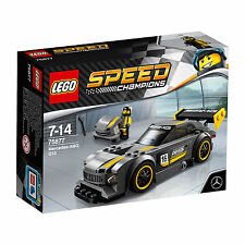 75877 lego speed champions mercedes-amg GT3 voiture 196 pieces 7-14 ans neuf pour 2017