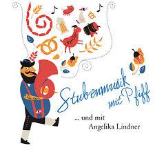 CD Musica da camera von Suono d'archi con Angelika Lindner