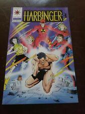 Harbinger #5 NM+ With Coupon Valiant Comics 1992 Super Rare CGC THIS ONE HTF