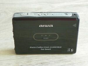 Vintage Rare Walkman AIWA HS-EX200 MkII Euro Collection 1998 - NOT TESTED!