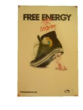 Free Energy Poster Stuck On Nothing