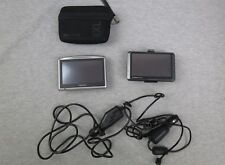 TomTom One XL and Garmin Nuvi 205W AS-IS GPS Lot Parts repair