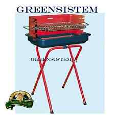 BARBECUE GDLC GRILL CHEF RED CM. 30X50