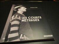 "DVD DIGIPACK NEUF ""LES COURTS-METRAGES DE JACQUES TATI"""