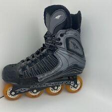 New listing Mission D4 Size 11 Inline Hockey Skates Roller Blades