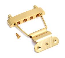 Gold Short Standard 4-string Bass Guitar Trapeze Tailpiece BTP-ECO-G