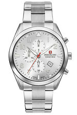 Swiss military hanowa Men's Watch Chronograph Helvetus Chrono 06-5316.04.00