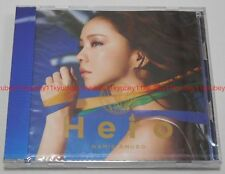 New Amuro Namie Hero First Limited Edition CD DVD Japan AVCN-99035 4988064990351