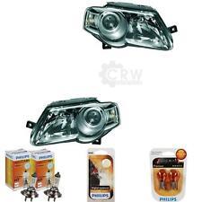 Scheinwerfer Set VW Passat B6 3C Bj 03.05–07.10 Valeo DE-Licht H7 56748699