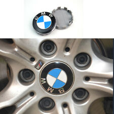4Pcs 68MM Genuine Emblem Logo Badge Hub Wheel Rim Center Cap For BMW