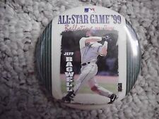 Jeff Bagwell All Star Game 1999 Wal-Mart Button Pinback Badge