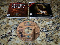 The Mystery Of The Mummy Windows (PC, 2003) Game (Near Mint)