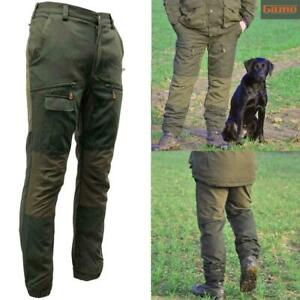 Game Technical Mens Scope 34W Hunting Breathable Water Repellent Trousers