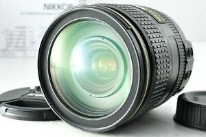 [Mint] Nikon ED AF-S NIKKOR 24-120mm f/4 G VR SWM N Lens by DHL from Japan #1233