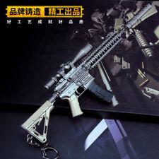 PUBG 1/5 HK M27 IAR gun Battlegrounds BattleField4  Assemble metal 20cm